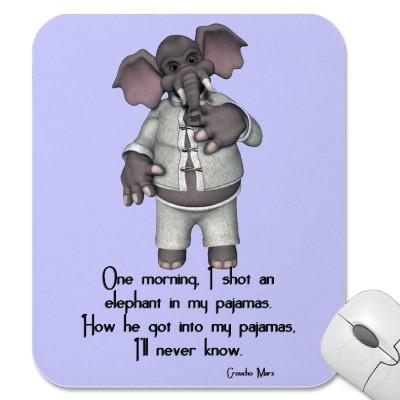 krw_funny_elephant_in_pajamas_groucho_marx_quote_mousepad-p144018025912370116trak_400.jpg