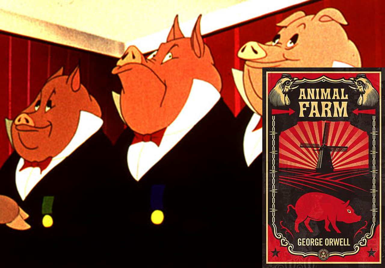 animal farm historical relevance Due to its allegorical nature, the characters in animal farm are meant to represent certain persons or peoples most of the symbolism is obvious, such as boxer, who represents the industrial workers, and napoleon, who is stalin, but some of the references are less clear (see previous post debating whether old major is lenin or marx.