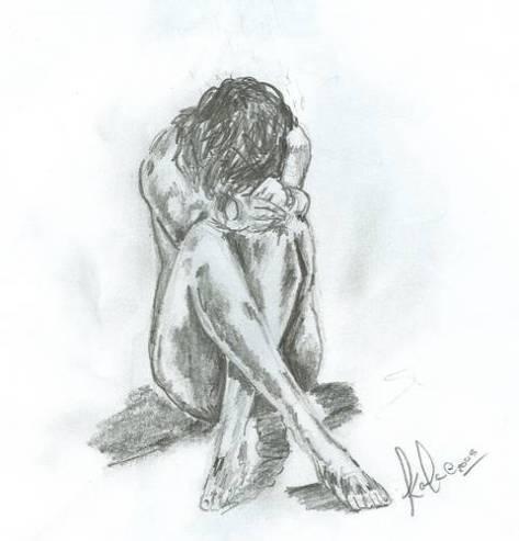 depression-drawing